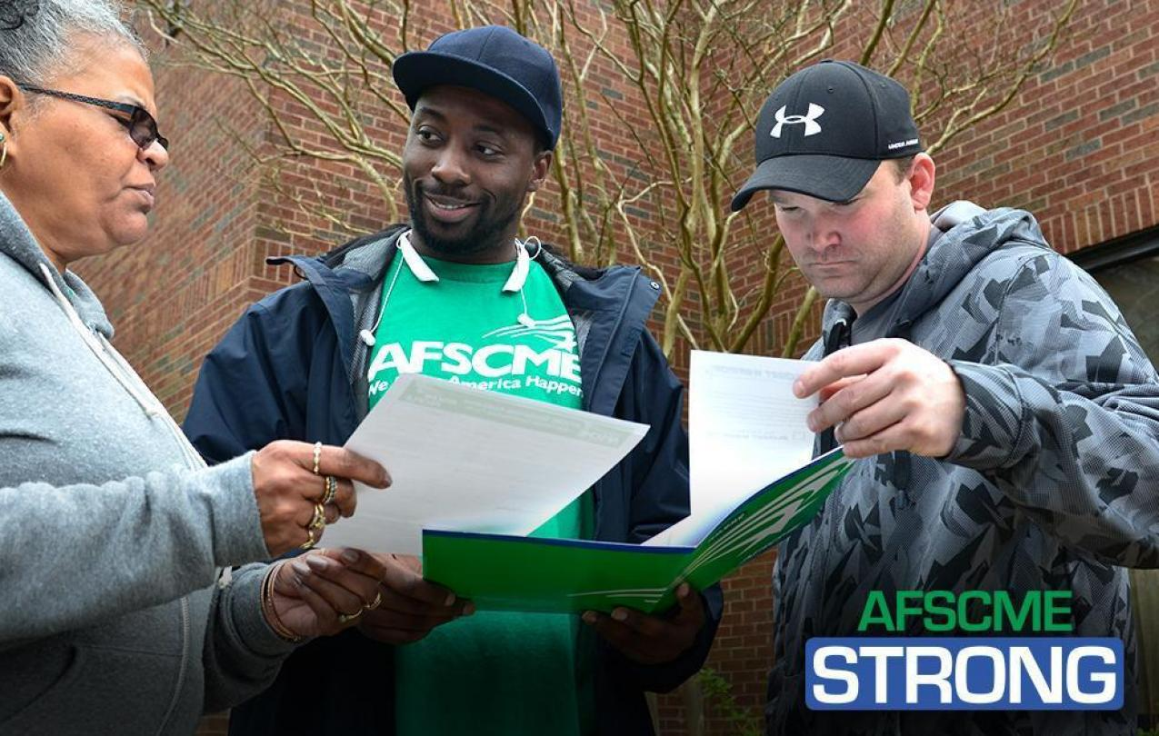 AFSCME Strong 2021