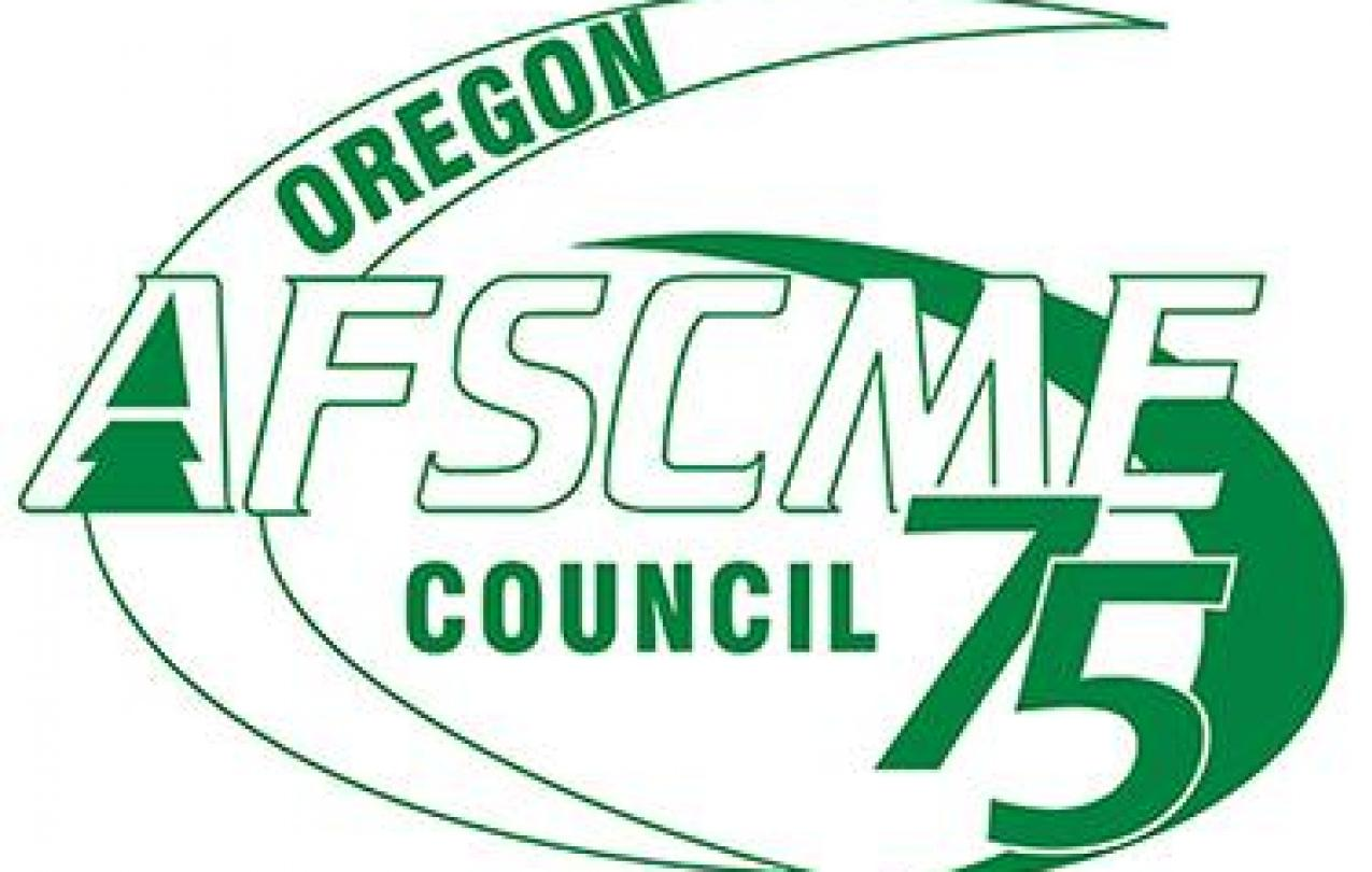 AFSCME Council 75 Logo